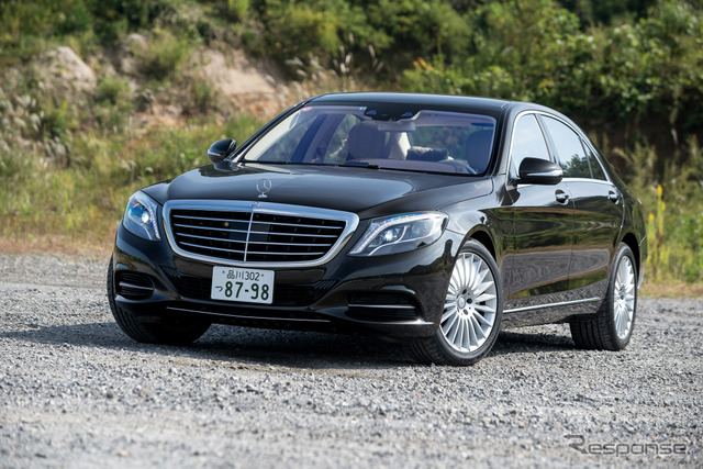 Mercedes-Benz S 550 Long