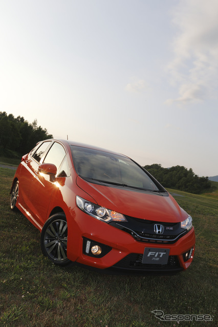 Honda fit RS (prototype)