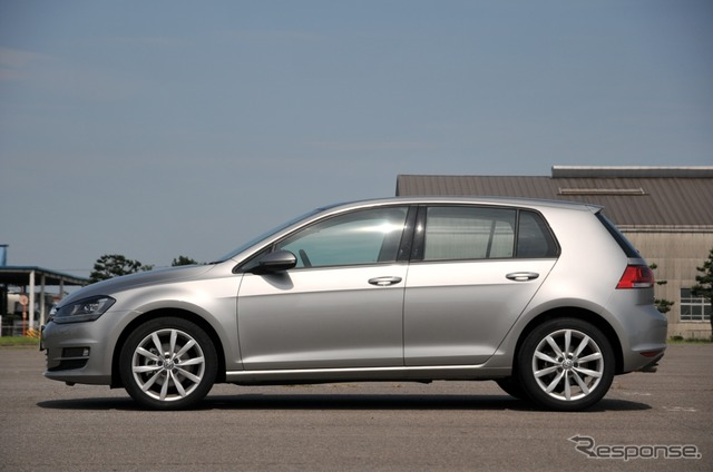 VW Golf TSI Highline