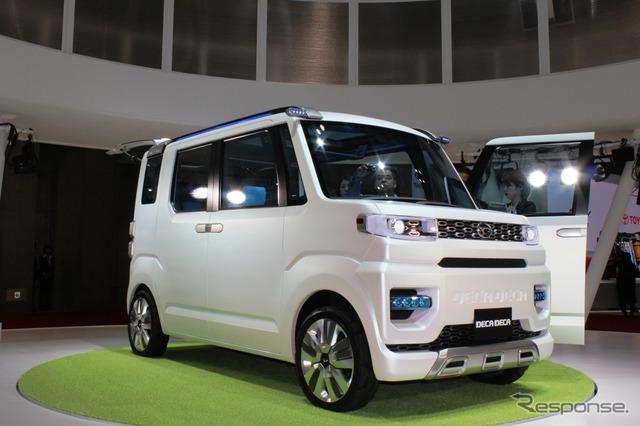 Daihatsu DECA DECA (Tokyo Motor Show 13)