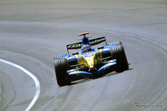 Alonso ( Renault )