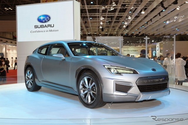 Subaru Cross-Sports Design Concept