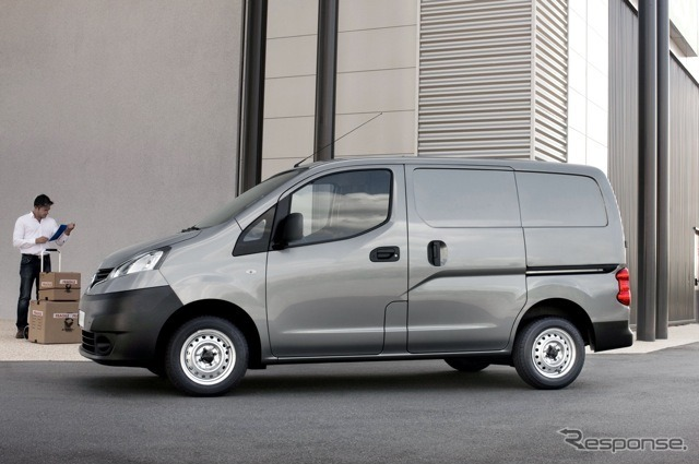 Nissan NV200 (Japan name: NV200 Vanette)