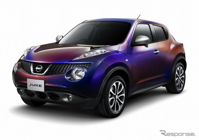 Nissan Juke Premium Personalized Package