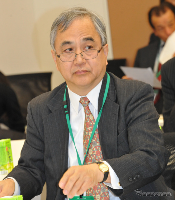 Naito Masahiko, Director, Japan Automobile Manufacturers Association