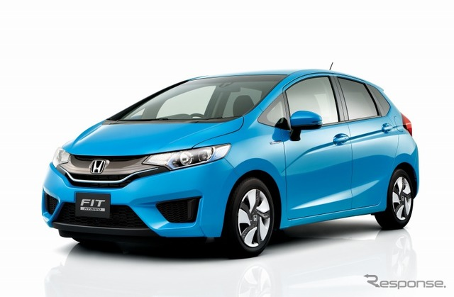 Honda-fit new