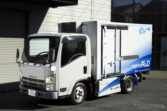 Isuzu & Elf breaks