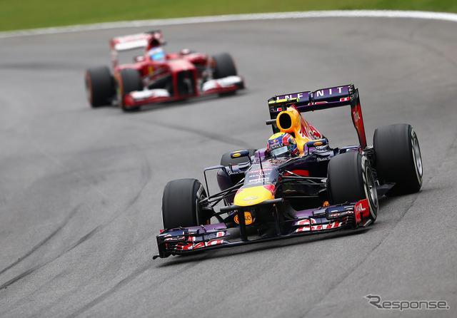 البرازيل 2013 F1 سباق الجائزة الكبرى