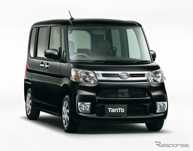 Daihatsu Tanto X Turbo 'SA'