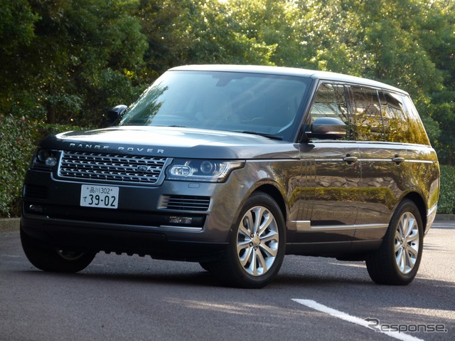 Range Rover 3.0 V6 SUPERCHARGED VOGUE