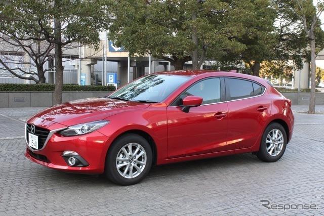 Mazda, Axela sports 15S MT