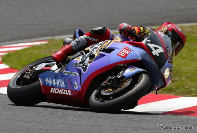 Kamen Rider Hibiki, Suzuka 8 resistance of top passing qualifying timekeeping