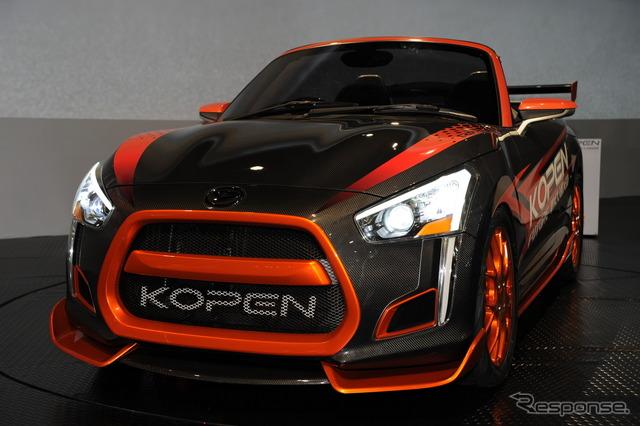 Daihatsu KOPEN future included Rm2 at 2014 Tokyo Auto Salon 14