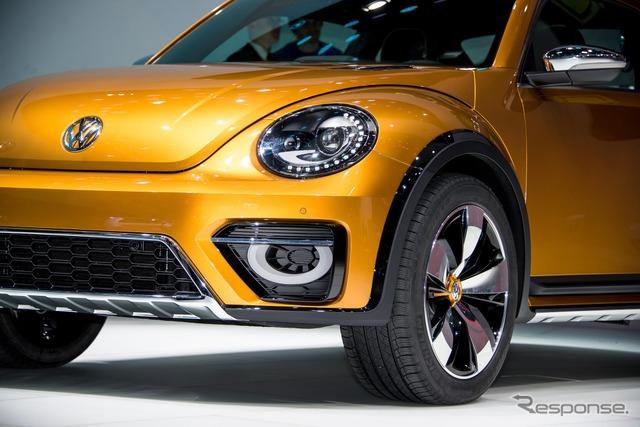 El VW Escarabajo Dune (デトロイトモータ ver 14)
