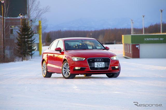 รถเก๋ง Audi A3 1.8 TFSI Quattro