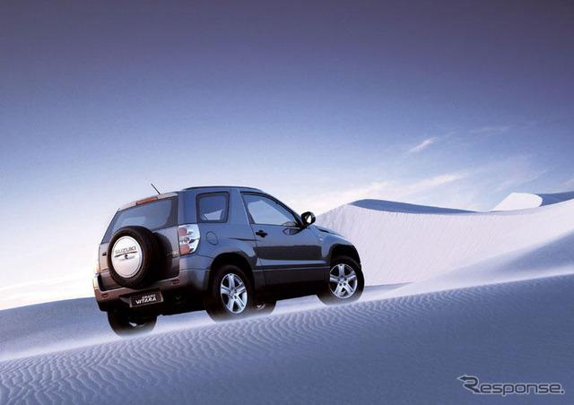 [Frankfurt Motor Show-05] Suzuki Escudo / 3 door グランドビターラ