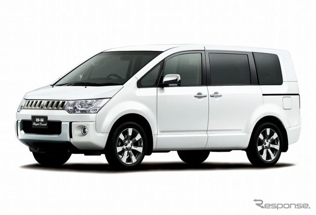 Mitsubishi, Federica D:5 real exceda