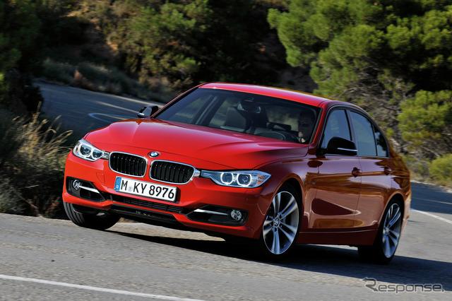 รถเก๋ง BMW ชุด 3