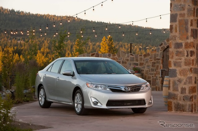 Toyota Camry United States specifications