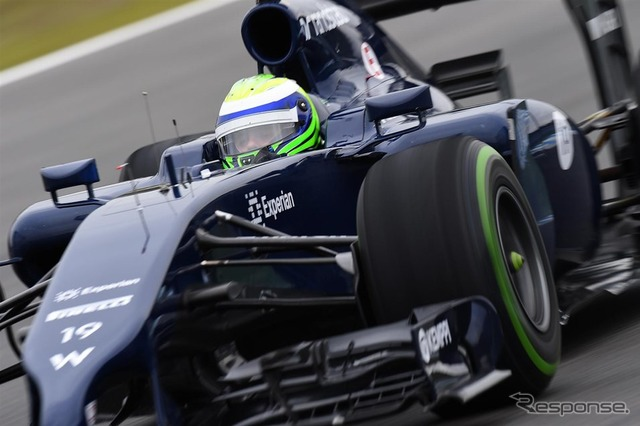 Williams FW36 Felipe Massa
