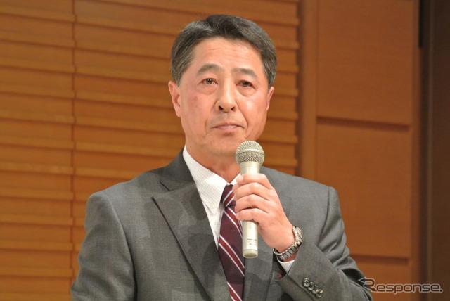Mazda Shepherd President