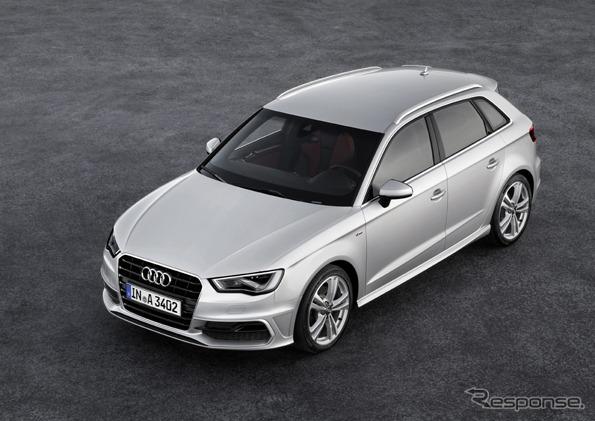 ใหม่ Audi A3 Sportback