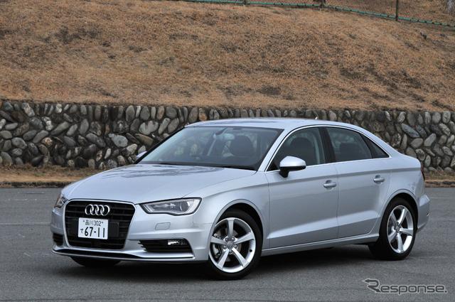 รถเก๋ง Audi A3 1.4 TFSI