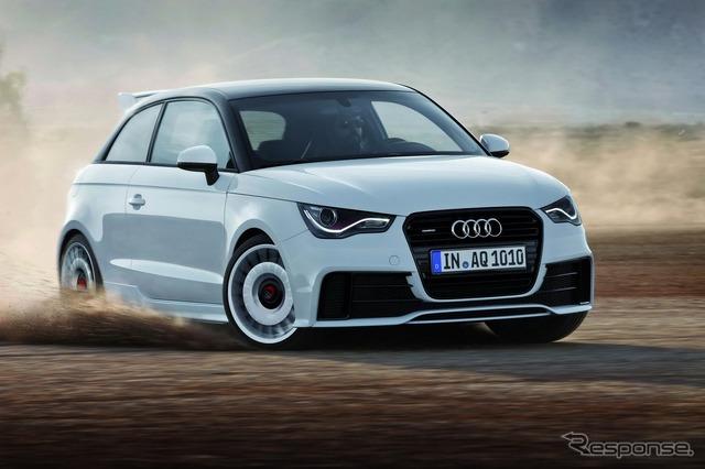 Quattro ของ Audi A1