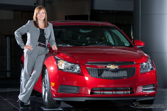 GM's Mary-Barra new CEO