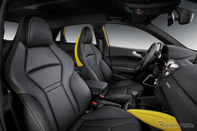 หลังสปอร์ต Audi S1