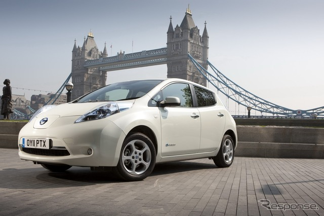 Nissan leaf European specifications