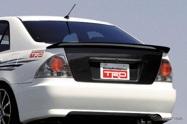Toyota Altezza Customized Toyota Altezza Trunk Panel