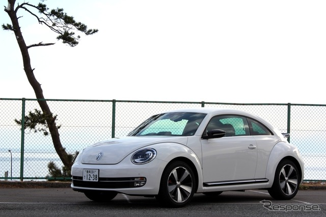 Paquete de VW ビートルターボ Coolster