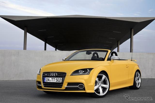 แข่งขัน Audi TTS Coupe