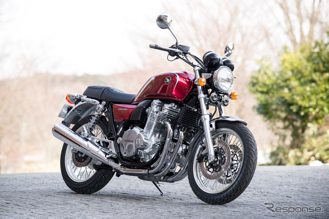 Honda CB1100 EX with E Package