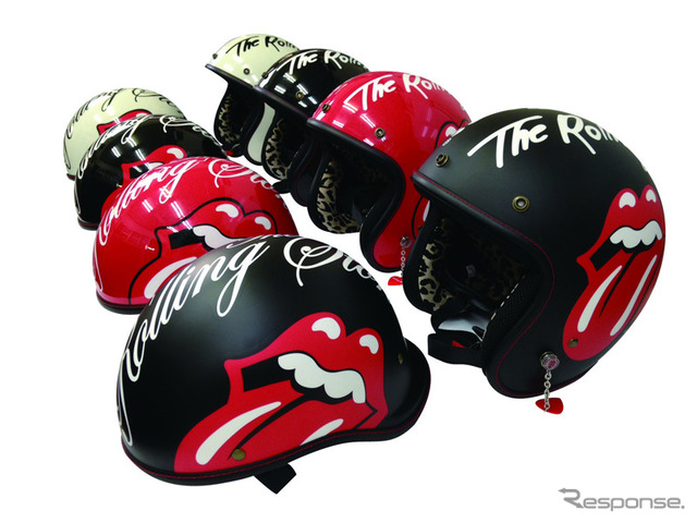 Licensed merchandise of dumptrucks launched the-the rolling stones