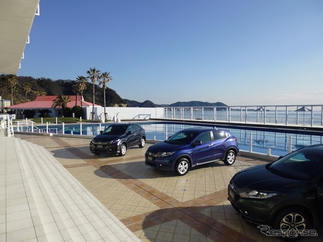 ヴェゼル standing pool of zushi Marina once made Yuming's concert Afternoon was watching the sea