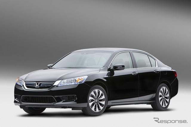 New Honda Accord Hybrid (North American version)