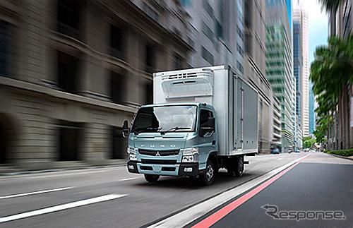 Mitsubishi Fuso, Canter GVW 8.55 ton