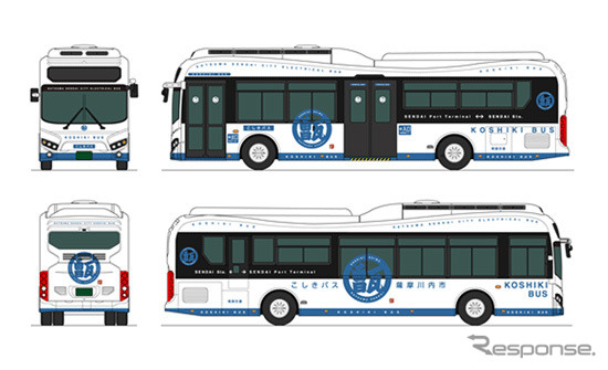 Design of electric bus