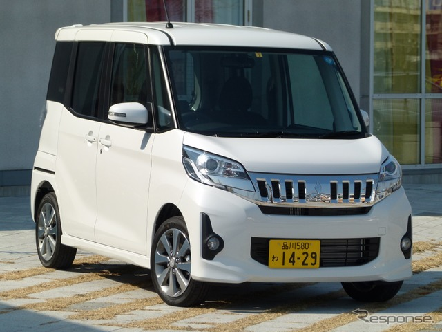 Mitsubishi ek Space Custom T