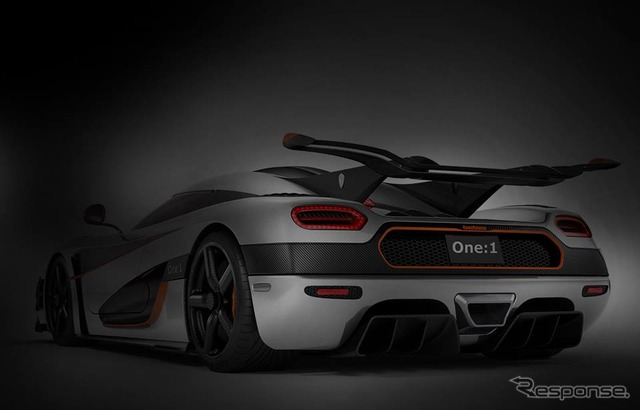 Koenigsegg One:1 notice image