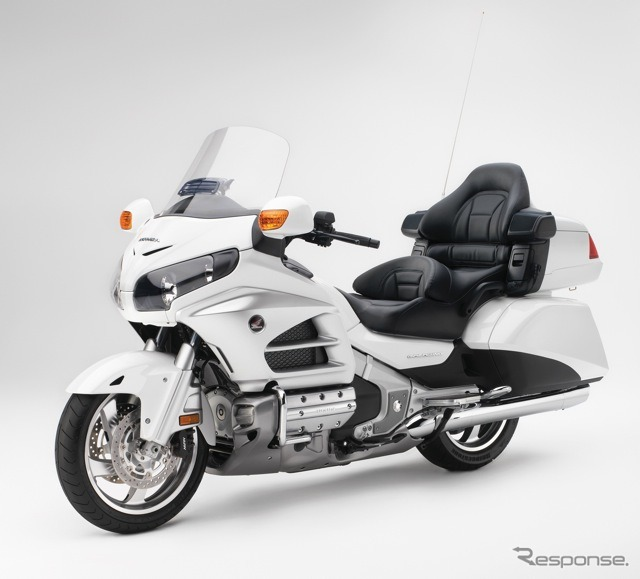 Honda Gold Wing North American specifications
