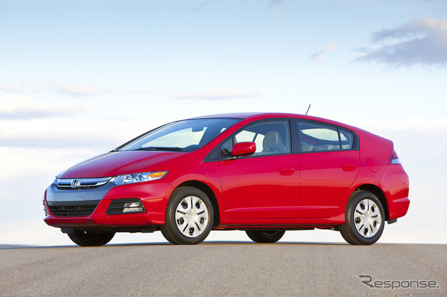 Honda Insight (US version)
