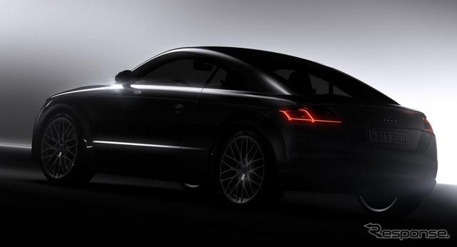 เรื่องรูปแบบใหม่ Audi TT