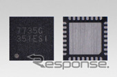 "Toshiba, developed a system power supply IC ""TC7735FTG"""
