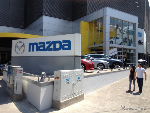 Mexico City Mazda Del Valle dealership