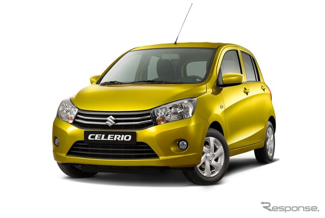Suzuki Celerio (European version)