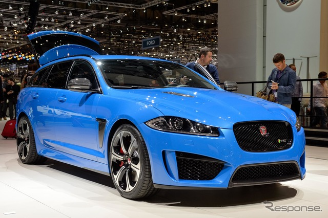 Jaguar XFR-S sports break (Geneva Motor Show 14)