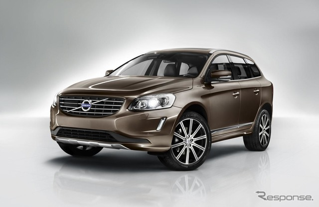 Models of the Volvo XC60
